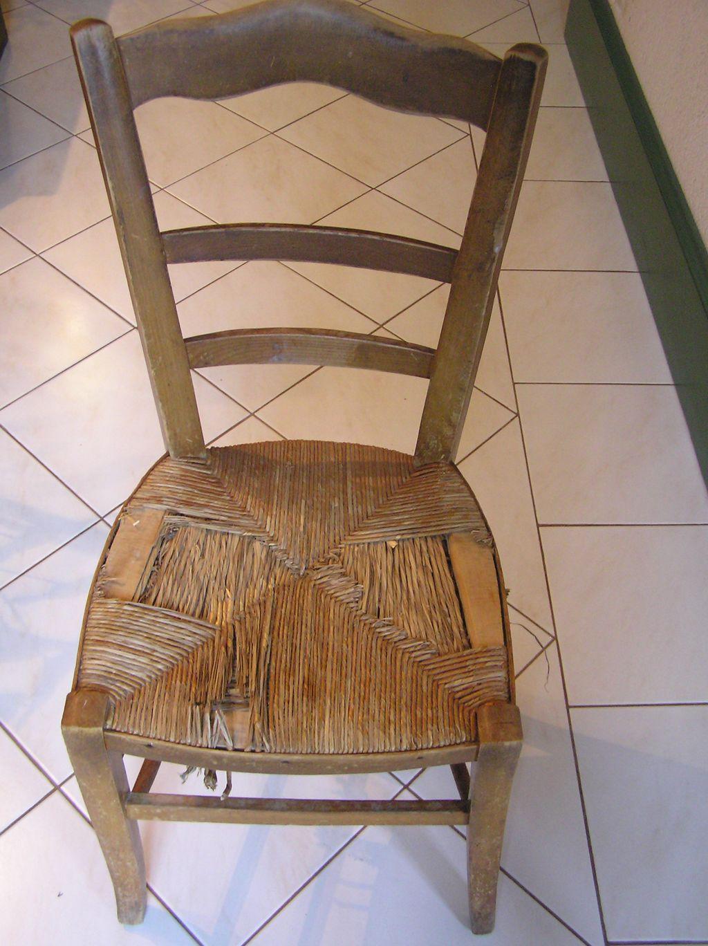 Prparation De Votre Chaise